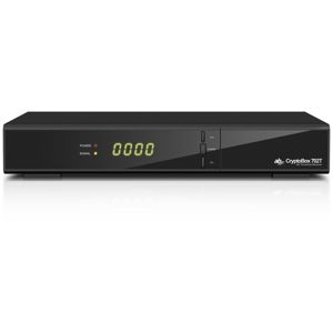 Set-top box AB Cryptobox 702T HD čierny