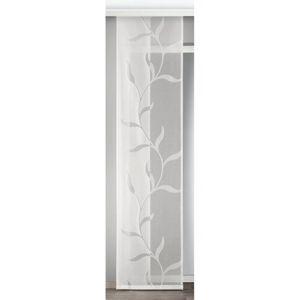 Albani Závesový panel Lea, biela, 60 x 245 cm