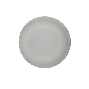 Altom Sada plastových tanierov Weekend 22 cm, biela