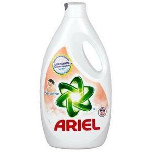Ariel Tekutý gél na pranie Sensitive, 2,2 l