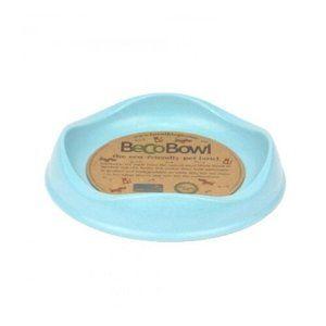 BecoBowl Ekologická miska pre mačku, modrá