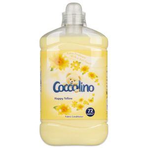 Coccolino Aviváž Happy Yellow 1,8 l