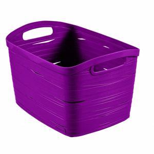 Curver Úložný box Ribbon L, fialová