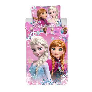 Detské bavlnené obliečky Frozen sister 02, 140 x 200 cm, 50 x 70 cm