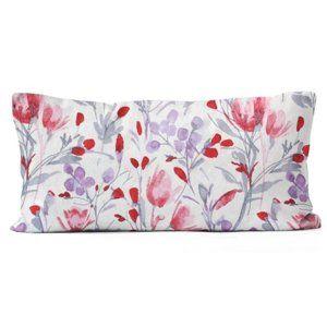 Domarex Obliečka na vankúš Kvetiny, 30 x 50 cm, 30 x 50 cm