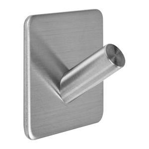 Fala Nalepovací jednoduchý uhlový háčik 3M Steely, 4,5 x 4,5 x 3 cm