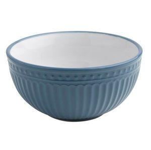 Florina Sada keramických misiek Doric 14 cm, 6 ks, modrá