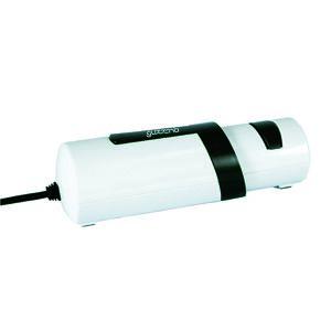 Guzzanti GZ 001 bílá / Elektrický brousek na nože / 30W / diamantové brusné kotouče (GZ 001)