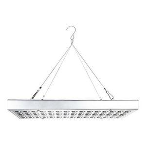 Hydropónia LED závesné svetlo pre domácu záhradku, 45 W