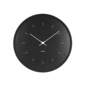 Karlsson KA5707BK 37cm nástenné hodiny