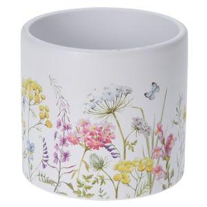 Keramický obal na kvetináč Amberley, pr. 13,5 cm