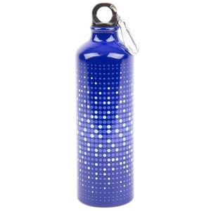 Koopman Športová hliníková fľaša 750 ml, modrá