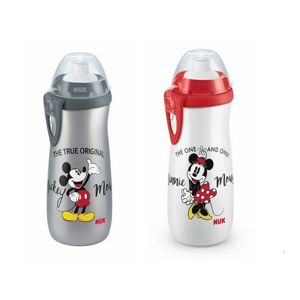 NUK First Choice Fľaša Sports Cup DISNEY Mickey 450 ml