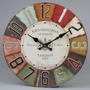 Nástenné hodiny Vintage London