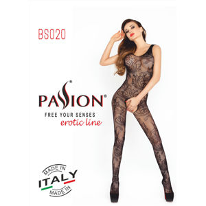 Passion Catsuit Margot UNI, čierna
