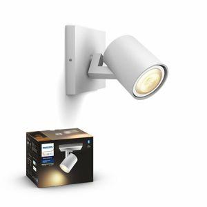 Philips Hue 53090/31 / P9 LED bodové svietidlo Runner 1x5,5W | GU10 | 2200-6500K - Bluetooth, inteligentné
