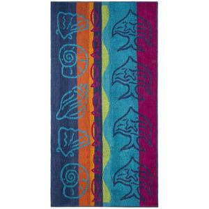 JAHU Plážová osuška Under water, 100 x 180 cm