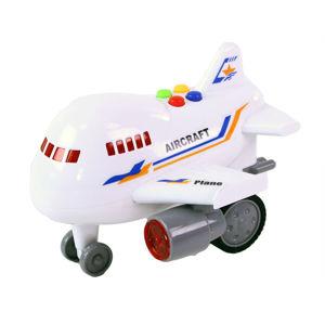 Rappa Dopravné lietadlo so zvukom a svetlom, 18 cm