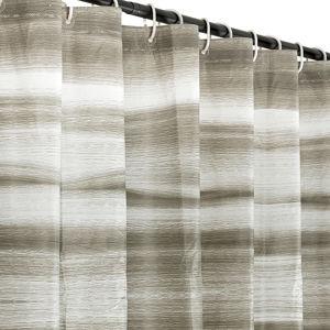 Sprchový záveěs Romance sivá, 180 x 180 cm