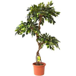 Umelý strom Ficus exclusive, 140 cm