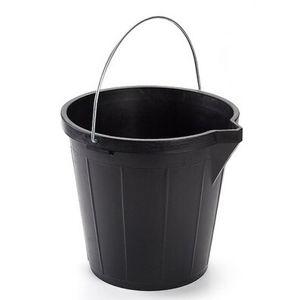 Vedro STRONG 12 litrov, čierna
