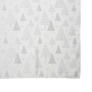 Altom Vianočný obrus Silver Trees, 110 x 160 cm