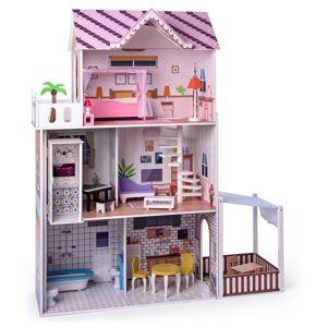 """Woody Ružový domček s výťahom """"Malibu"""""""
