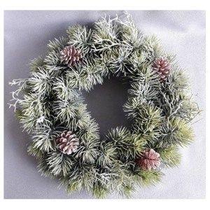 Vianočný veniec Merida zelená, pr. 36 cm